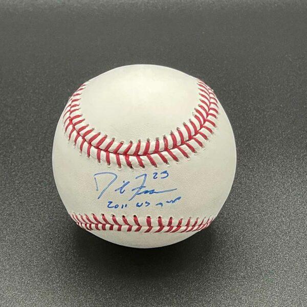 David Freese Autograph Baseball
