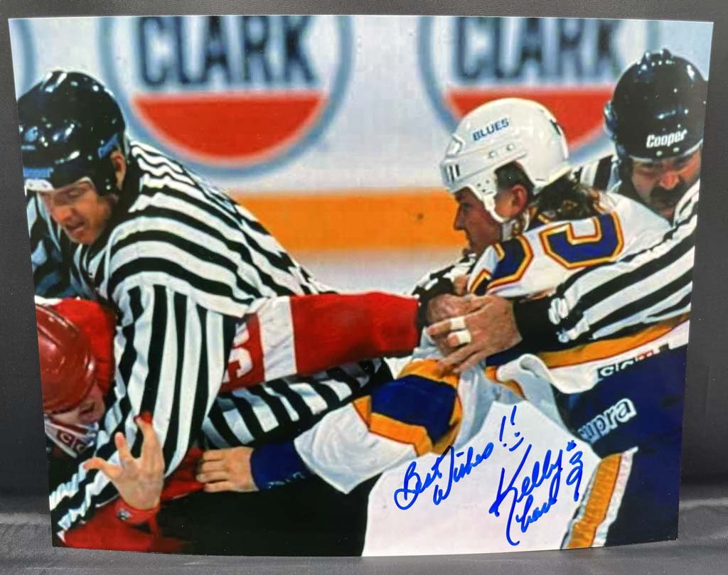 Kelly Chase Photos Autographed