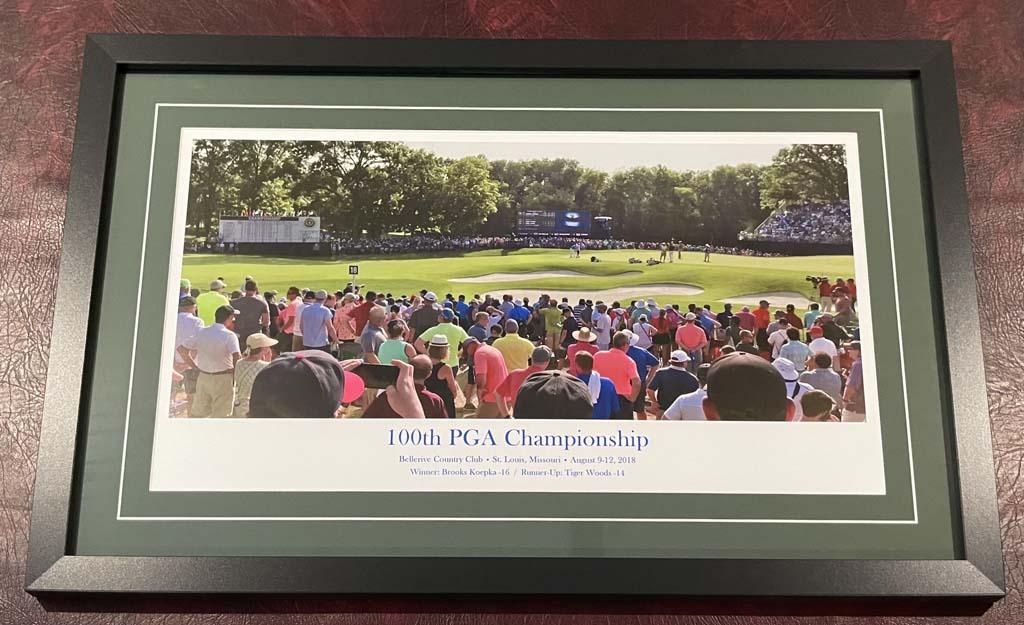 2018 PGA Championship Picture Display