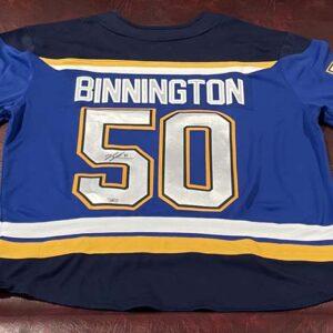 Binnington Jersey