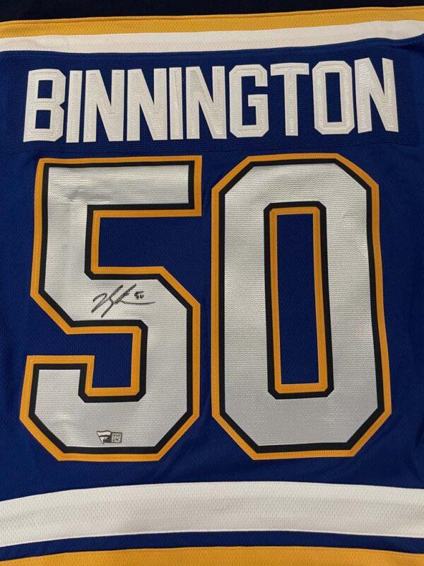 Binnington Number