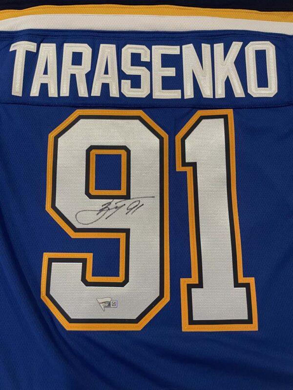 Tarasenko number